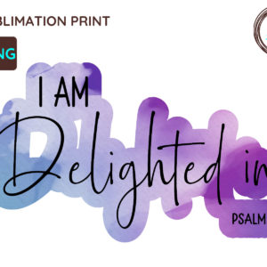 I Am Delighted in Christian PNG, Psalm 18